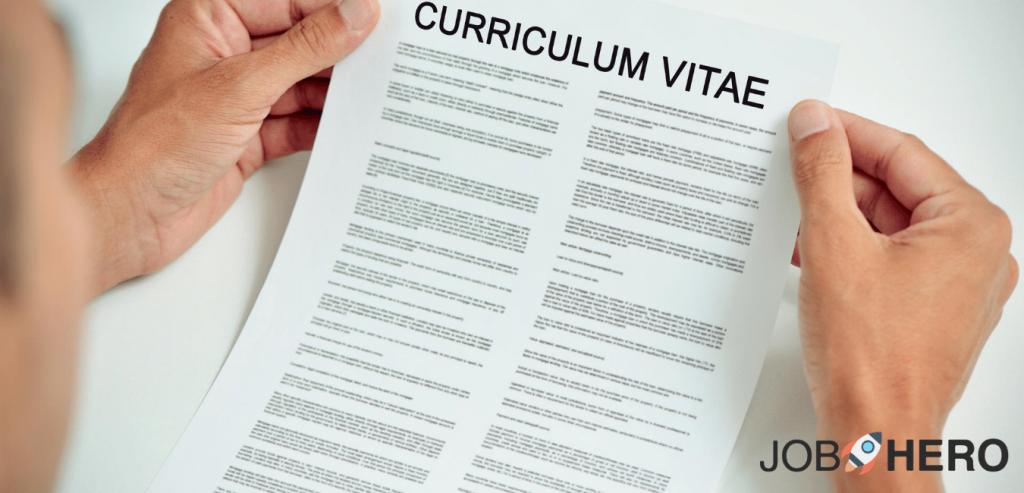 curriculum efficace